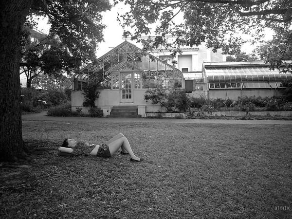 Coed and Greenhouse, University of Texas - Austin, Texas