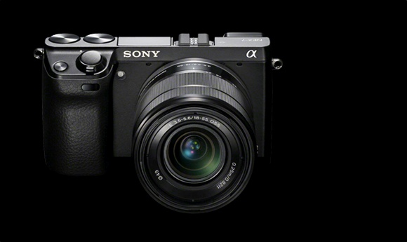 Sony NEX-7 Screen shot