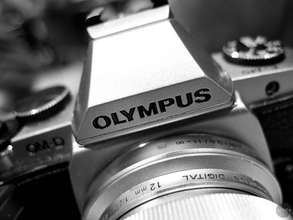 Olympus OM-D Closeup - Austin, Texas