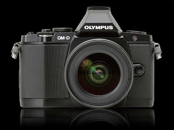 Olympus OM-D E-M5 (courtesy of dpreview)