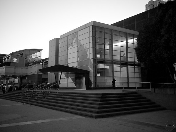 Apple at Yerba Buena Center for the Arts - San Francisco, California