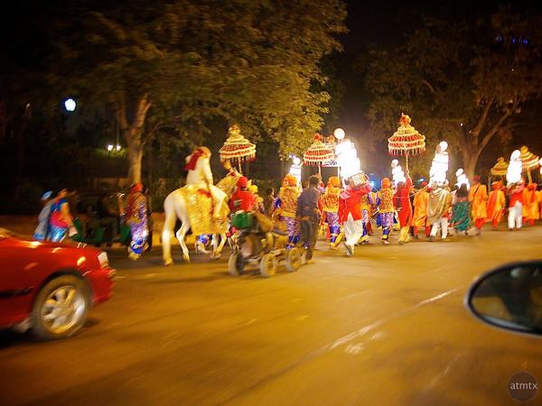 Wedding Procession - Delhi, India