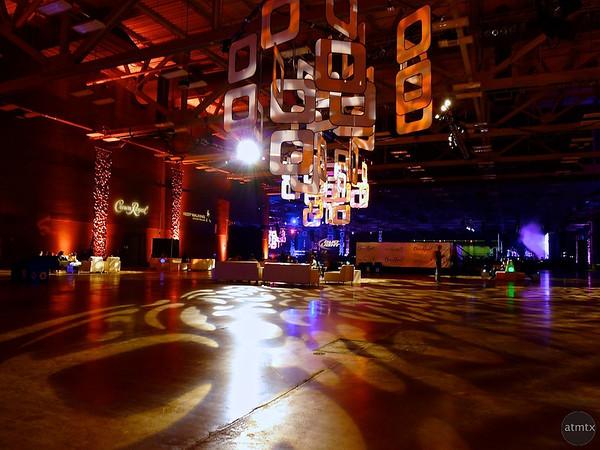 VIP Section, Flo Rida Concert - Austin, Texas