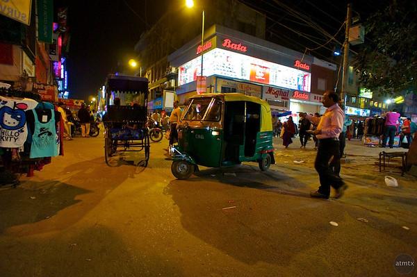 Karol Bagh Intersection - Delhi, India