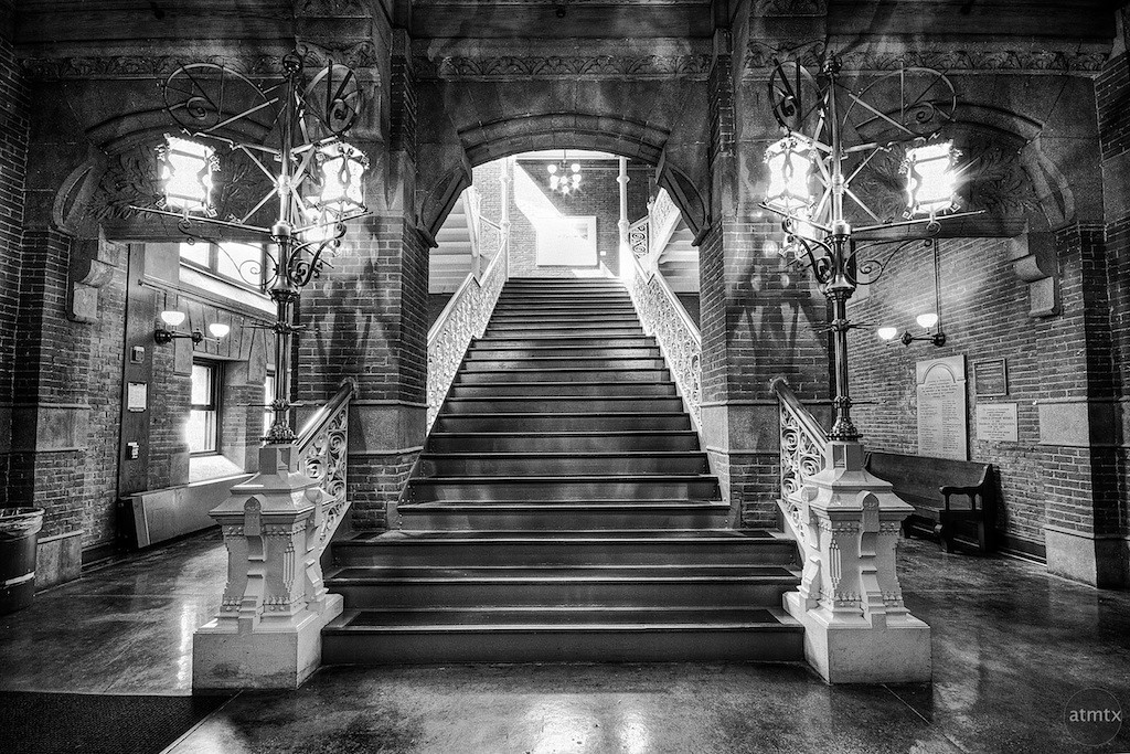 Furness Library Staircase