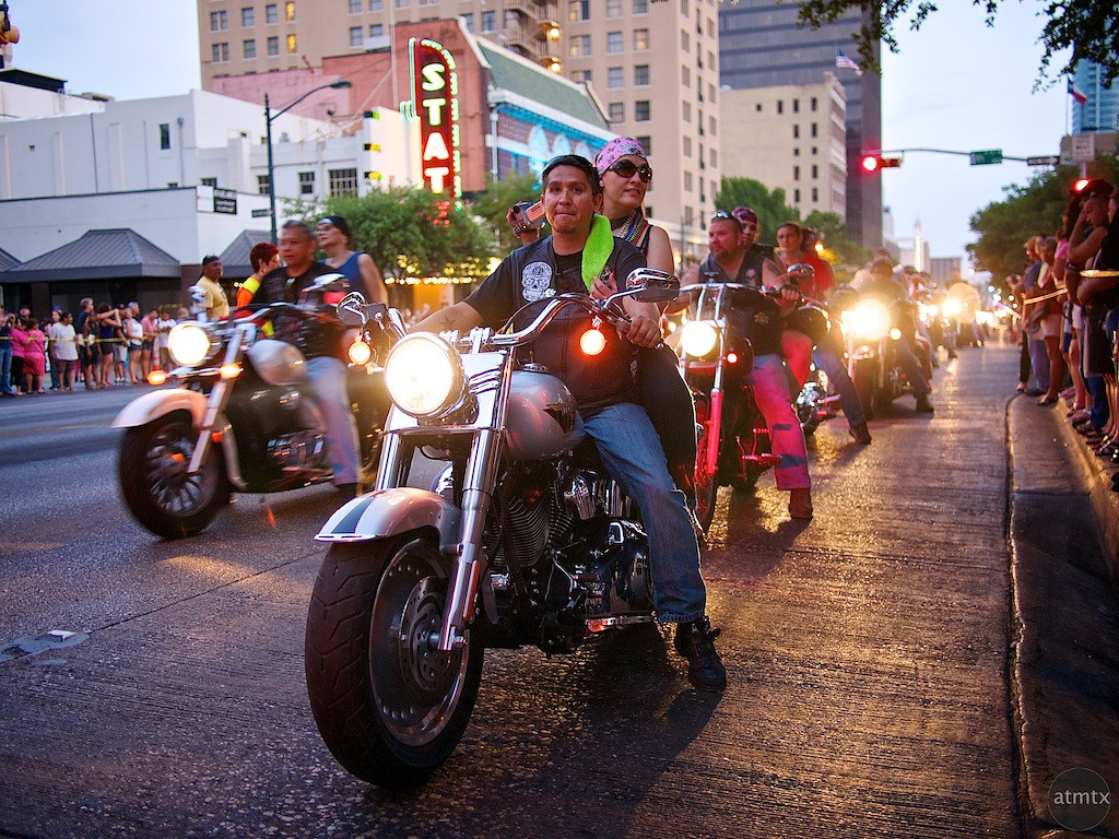 ROT Rally Parade #2, 2012 - Austin, Texas