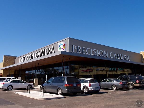 Precision Camera Exterior - Austin, Texas