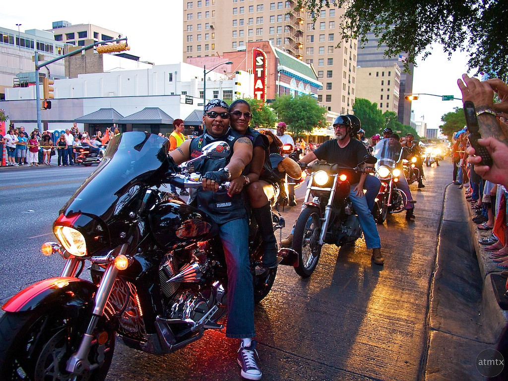 ROT Rally Parade #3, 2012 - Austin, Texas