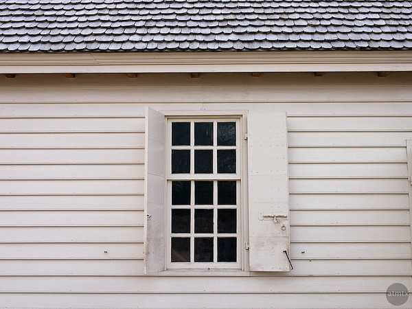 White Clapboard, Colonial Williamsburg - Williamsburg, Virginia