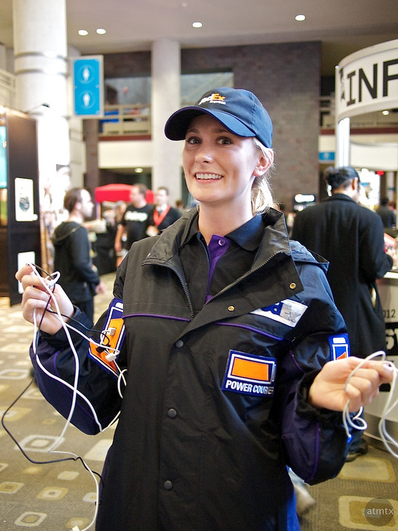 Morgan from FedEX, SXSW Interactive