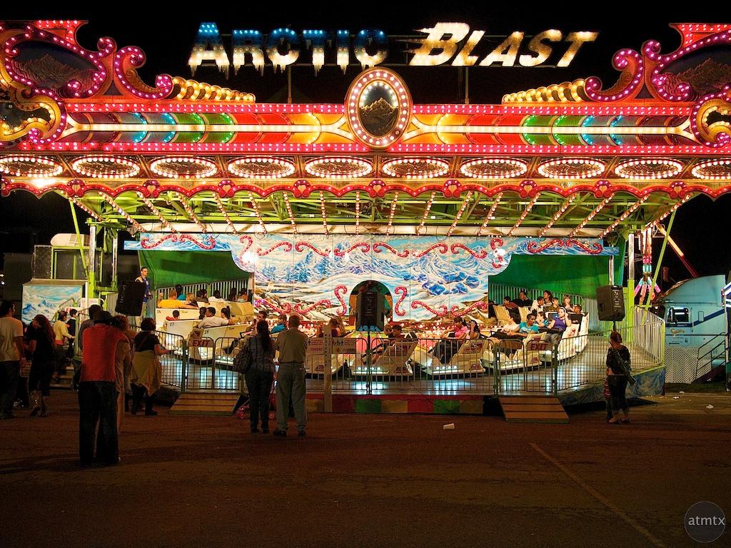 Arctic Blast, Rodeo Austin