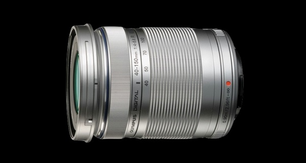 Olympus 40 - 150mm Micro 4/3 Lens