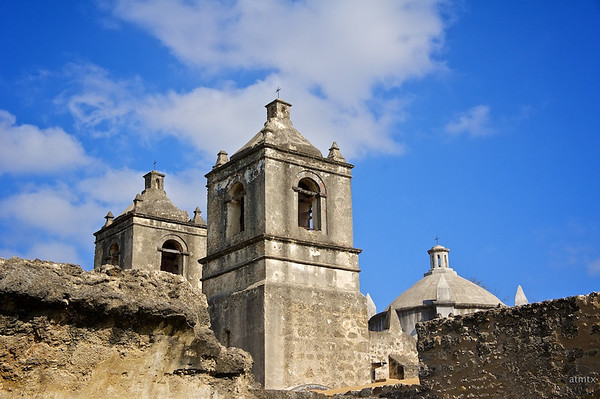 Mission Concepcion Towers