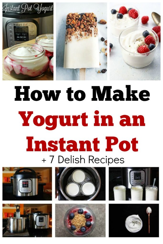 How To Make Yogurt In A Instant Pot 7 Recipes You Want Now AT MUSE RANCH