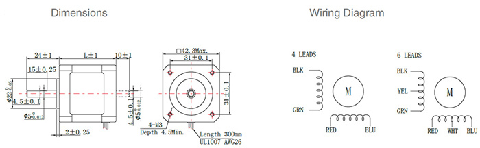 Nema 17 Wiring Diagram - Wiring Diagram All Data  Oz Nema Stepper Wiring Diagram on