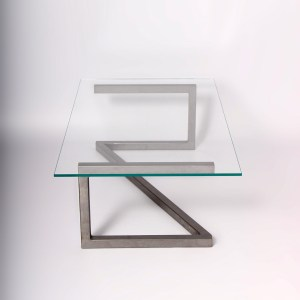 barnabe table basse metis bois contemporain design verre