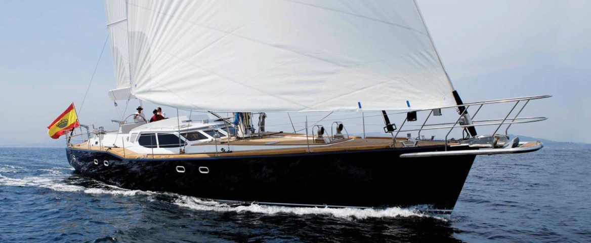Caracola Too Yacht by Atollvic