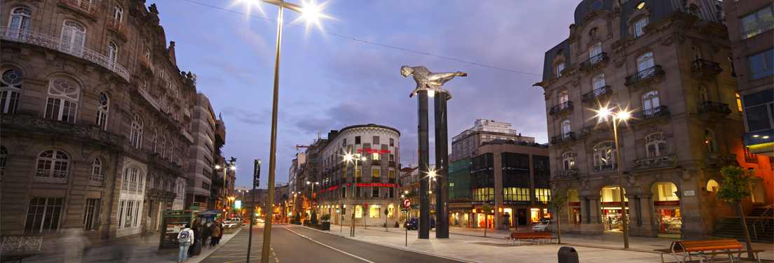 Vigo Historic Centre