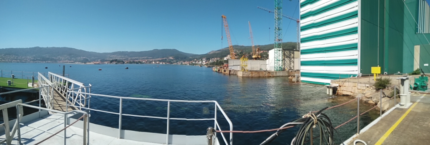 Atollvic Shipyard Pano view