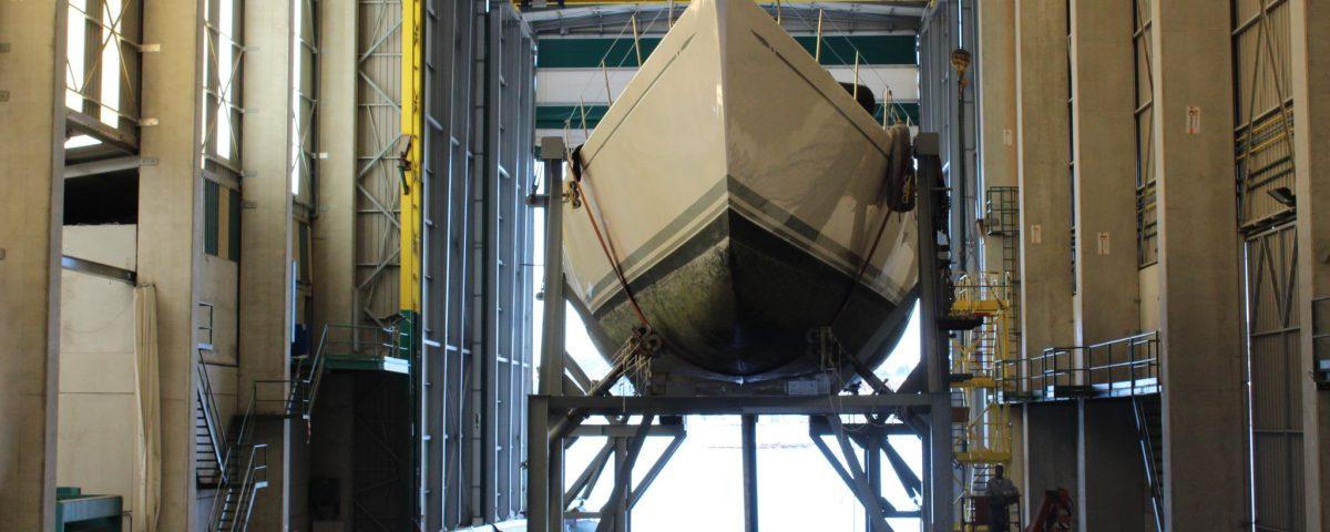 SY Muzuni Refit at Atollvic Shipyard
