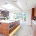 Midcentury Modern Kitchen Renovation With Destination