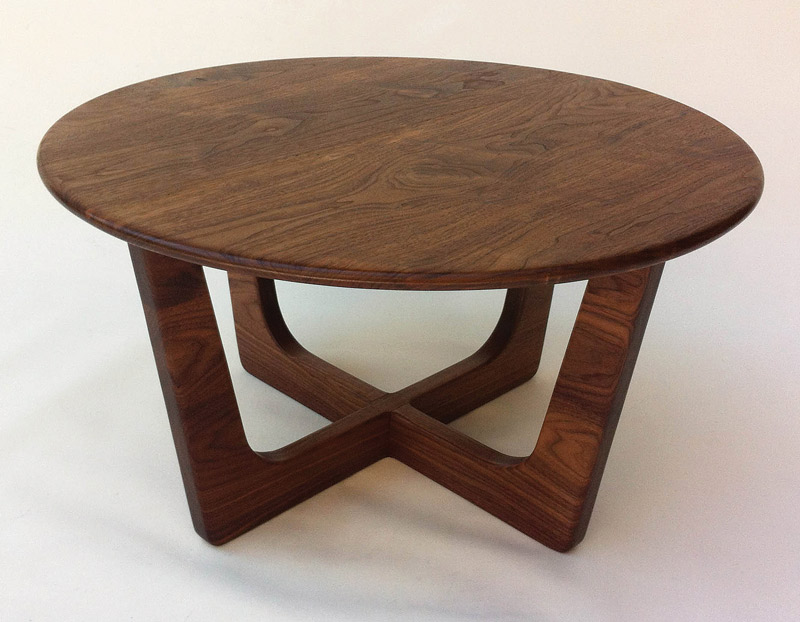 mid century modern style coffee tables