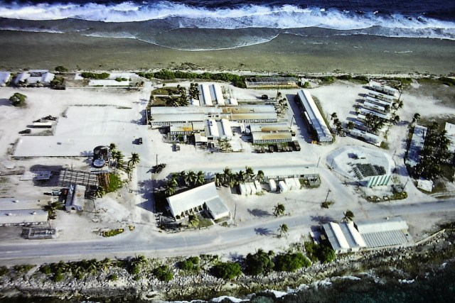 Enewetak Atoll Atomic Cleanup Mission