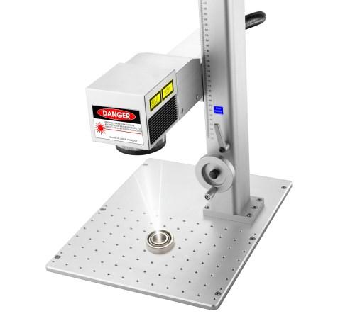 Atomic Engraving Fiber Laser