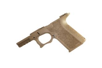 PF940C Glock 80% frame in FDE
