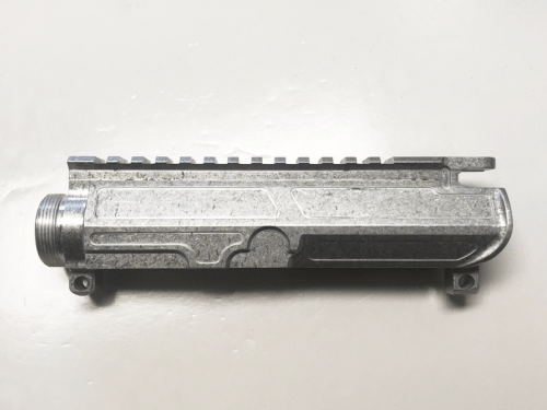 AR15 9mm Upper Receiver Billet