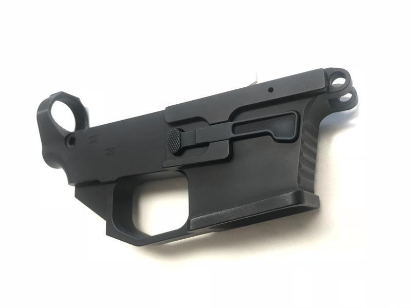 ar15 80 9mm dp 9 billet lower glock mag w kit atomic engraving