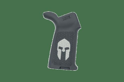 Magpul MOE custom Engraved Spartan Helmet Grip