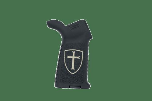 Custom Engraved Magpul MOE AR15 Pistol Grip
