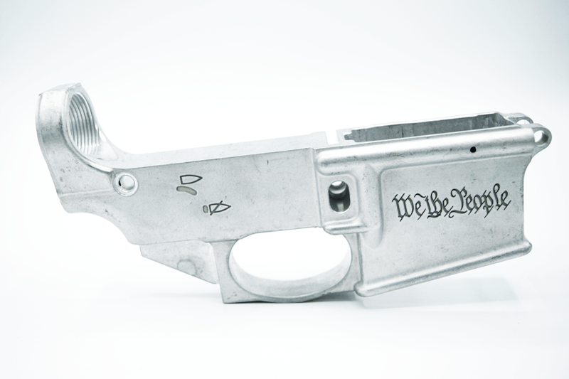 Noreen 80% AR15 Lower