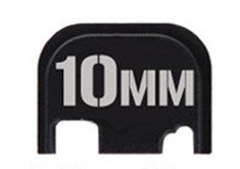 10 mm glock plate