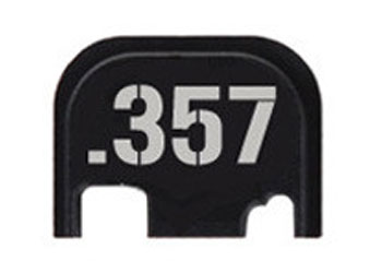 Glock 357 cover plate