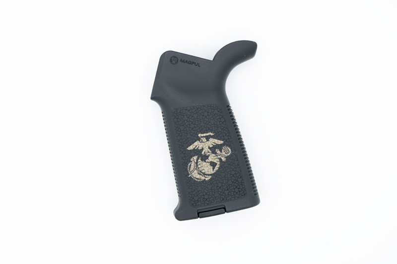 Magpul MOE Grip with EGA logo