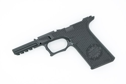 P80 frame stippled custom