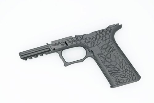 Polymer 80 PF940V2 custom stippled