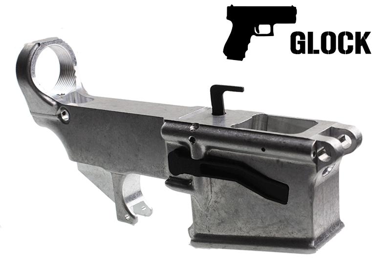 Glock 80% AR15 Forged Lower best price