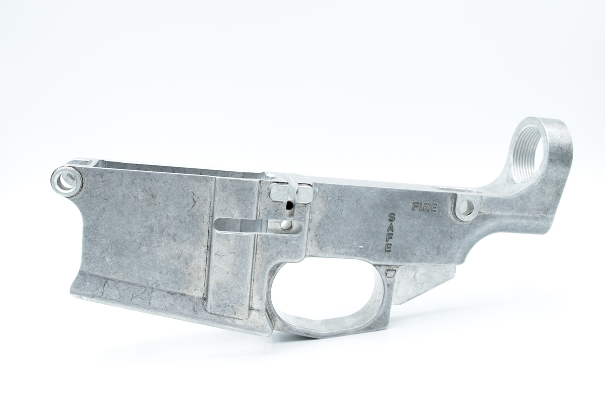308 Forged Lower DPMS 80%