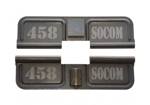 AR15 Custom Cover engraved 458 SOCOM