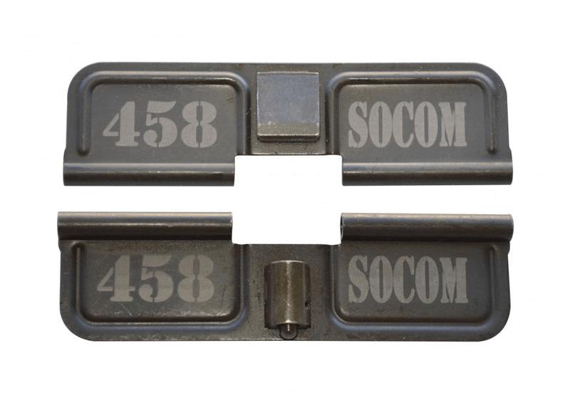 AR15 Custom Cover engraved 458 SOCOM