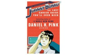 Cover of Johnny Bunko by Dan Pink
