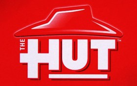 Pizza Hut is now The Hut