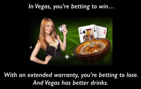 Extended Warranties vs Las Vegas