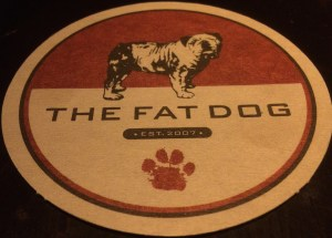 The Fat Dog in Hollywood doesn't bite