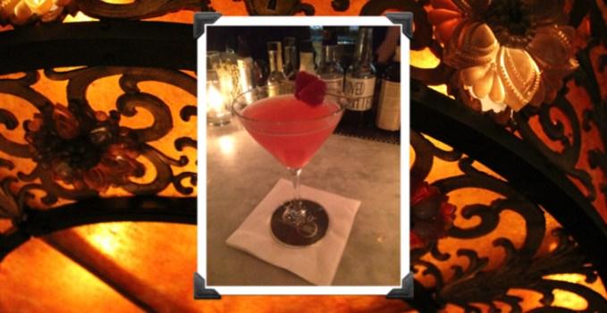 Redeemer Cocktail at Big Bar