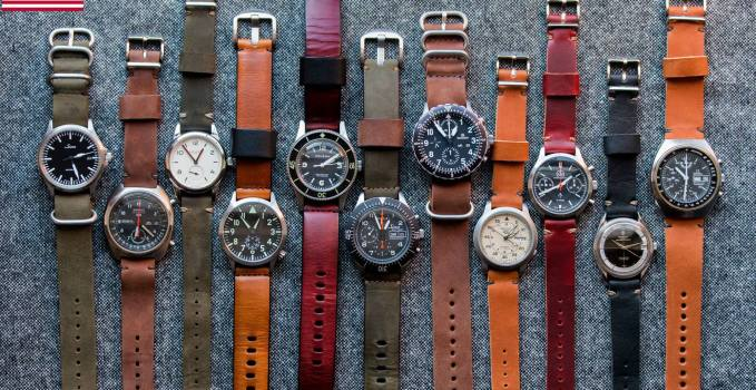 Worn & Wound Watch Straps