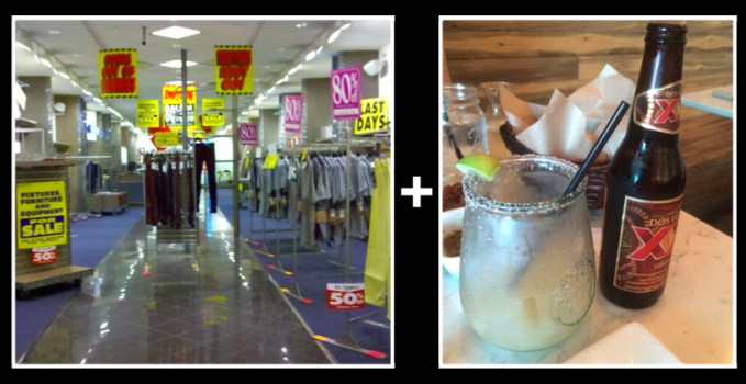 How To Fix Retail And What To Drink